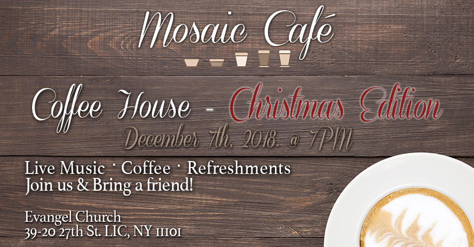 Christmas Coffee House Flyer 960x500